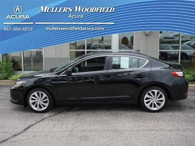 Certified Pre-Owned 2016 Acura ILX w/Premium Pkg