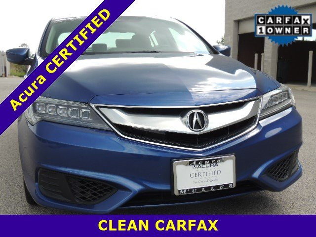 Certified Pre Owned 2016 Acura Ilx W Technology Plus Pkg