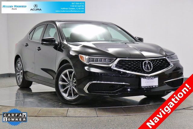Certified Pre-Owned 2020 Acura TLX w/Technology Pkg