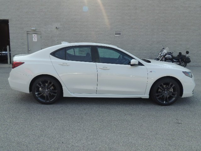 New 2019 Acura Tlx Sh Awd V6 A Spec 4dr Car 3564 Muller Auto Group