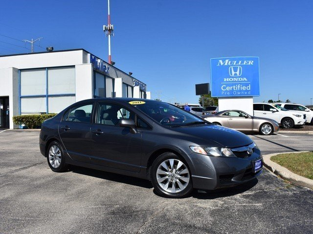 Pre Owned 2011 Honda Civic EX L