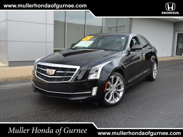 Pre-Owned 2015 Cadillac ATS Premium AWD