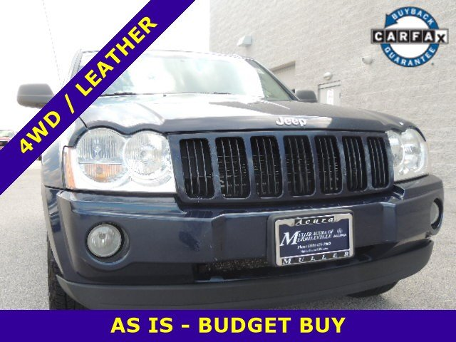 Pre Owned 2006 Jeep Grand Cherokee Laredo 4WD