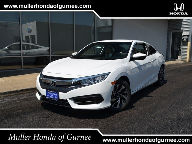 New 2018 Honda Civic Coupe LX Manual