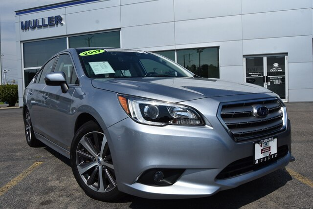 Subaru Legacy 3.6 R >> Certified Pre Owned 2017 Subaru Legacy 3 6r Limited Nav Roof Eyesight Awd