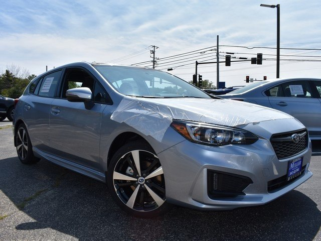 New 2018 Subaru Impreza 2 0i Sport Hatchback Ms9388