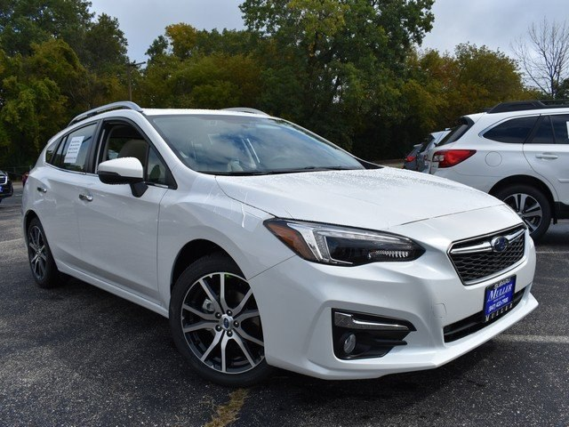 new 2018 subaru impreza limited hatchback ms9506 muller auto group. Black Bedroom Furniture Sets. Home Design Ideas