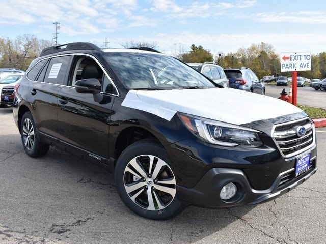 New 2018 Subaru Outback 2 5i Limited SUV MS9665