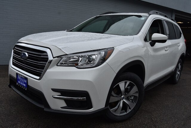 New Subaru Suv 2020.New 2020 Subaru Ascent Premium 7 Passenger Awd