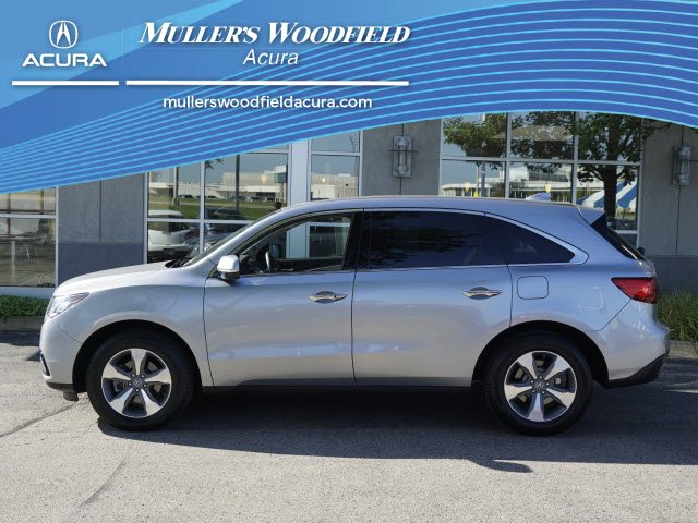 PreOwned Acura MDX SHAWD Sport Utility P Muller Auto - Acura mdx pre owned