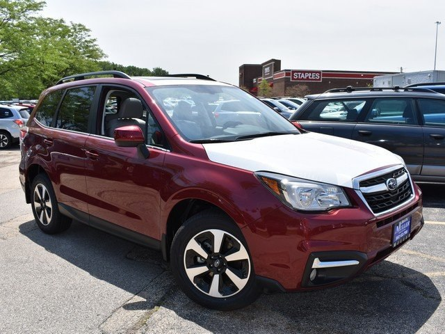 New 2018 Subaru Forester 2 5i Limited Suv Ms9132 Muller