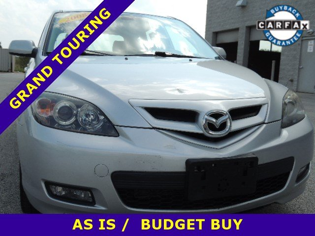 Pre Owned 2008 Mazda 3 S Grand Touring