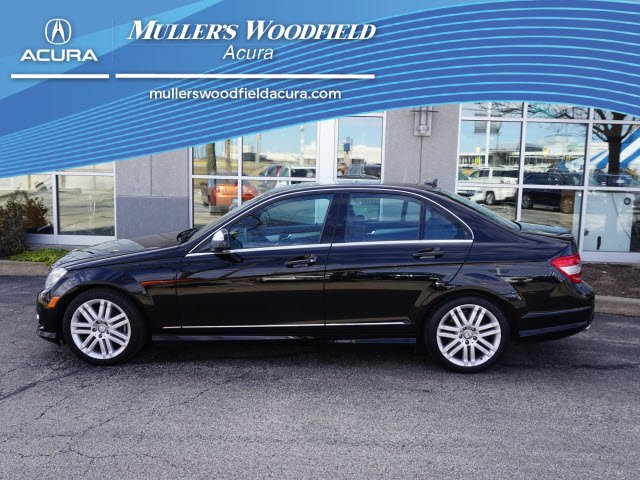 Pre-Owned 2008 Mercedes-Benz C-Class C 300 Sport