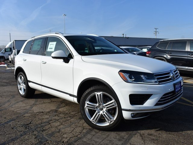 New 2016 Volkswagen Touareg Tdi Executive