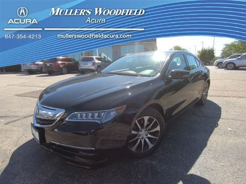 Certified Pre-Owned 2015 Acura TLX Tech