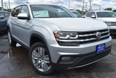New 2019 Volkswagen Atlas 3.6L V6 SE w/Technology 4MO
