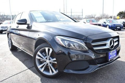 Pre-Owned 2015 Mercedes-Benz C 300 Sport