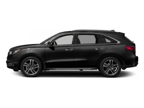 New 2017 Acura MDX w/Advance Pkg