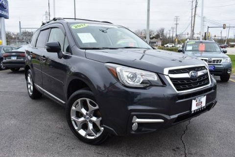 Certified Pre-Owned 2017 Subaru Forester 2.5i Touring Navi Roof Eyesight