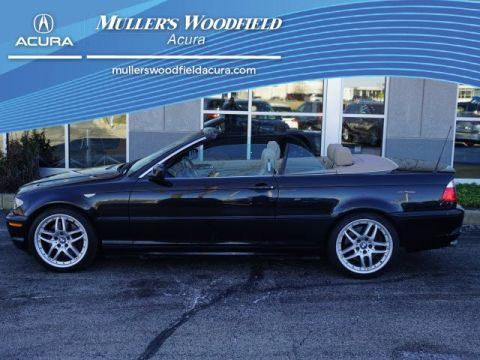 Pre-Owned 2004 BMW 3 Series 330Ci